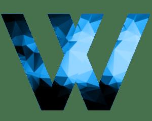 blue-W